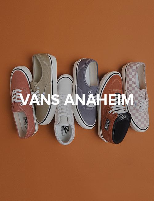 Vans Anaheim