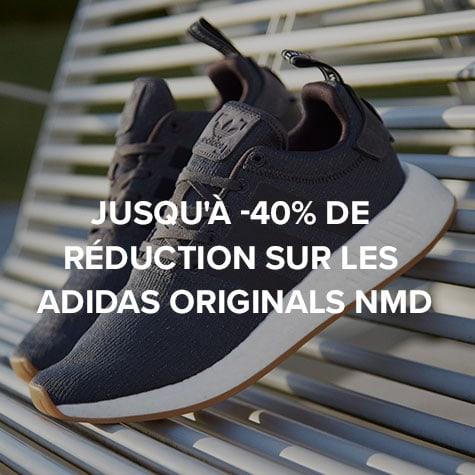 Jusqu'à -40% de réduction sur les adidas Originals NMD