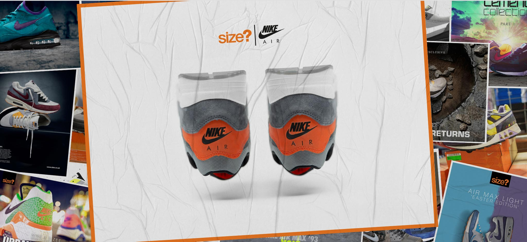 Nike Air Max Light – size? Exclusive